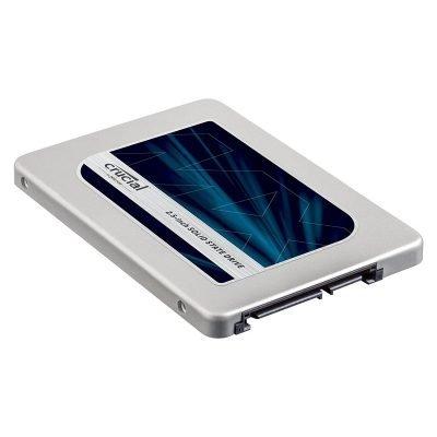Crucial MX300 CT525MX300SSD1 – Disco duro sólido interno SSD de 525 GB (SATA, 2.5 pulgadas)