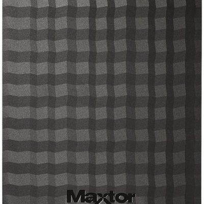 Maxtor STSHX-M401TCBM – Disco duro externo de 4 TB – USB 3.0/3.1