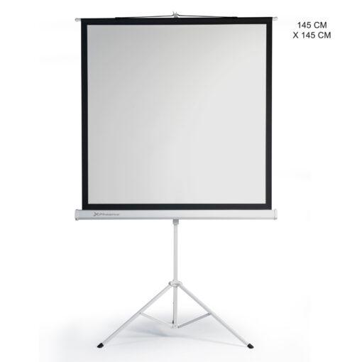 Pantalla de proyector 145 x 145 – Phoenix Technologies